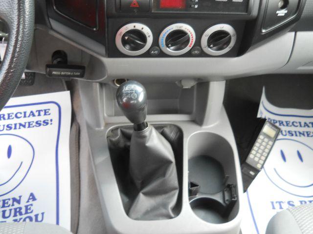 2005 Toyota Tacoma Adventure 4X4