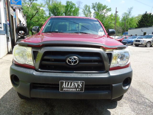 2006 Toyota Tacoma T6 AWD 7-passenger Leather Moonroof