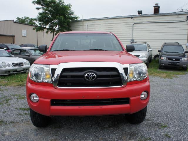 2006 Toyota Tacoma Hd2500 Excab 4x4