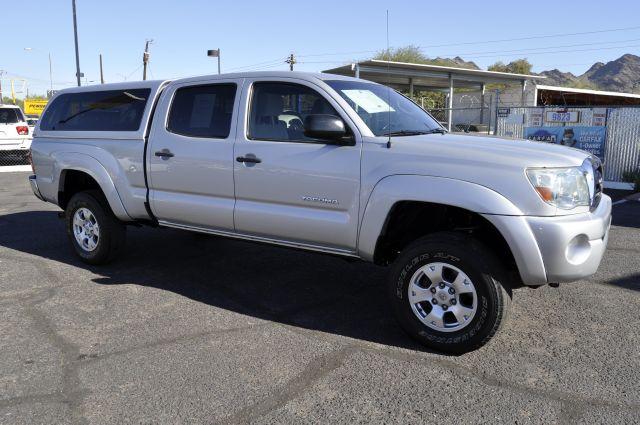 2006 Toyota Tacoma Regular CAB WORK Truck4x4