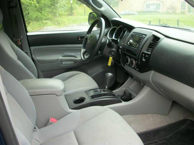2007 Toyota Tacoma 5.