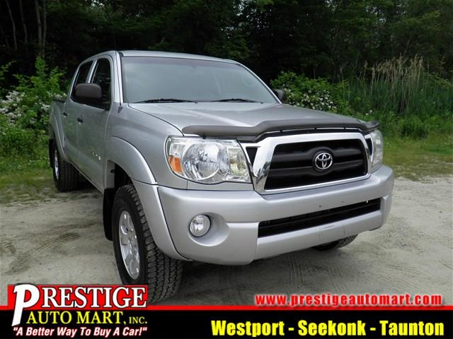 2008 Toyota Tacoma Red Line