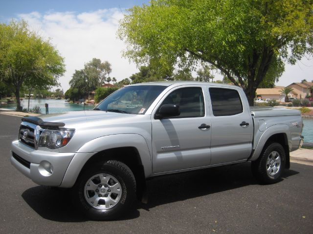 2009 Toyota Tacoma Red Line