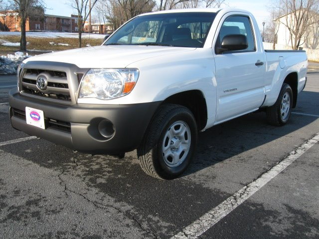 2010 Toyota Tacoma Mustang CLUB OF America Edition
