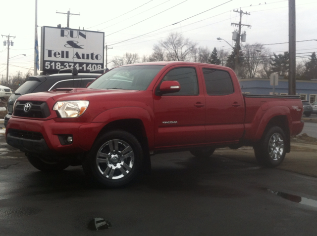 2012 Toyota Tacoma Regular CAB WORK Truck4x4