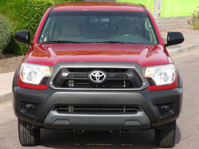 2012 Toyota Tacoma HD25