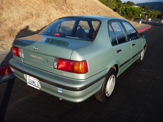1992 Toyota Tercel 3.2 Coupe 2D