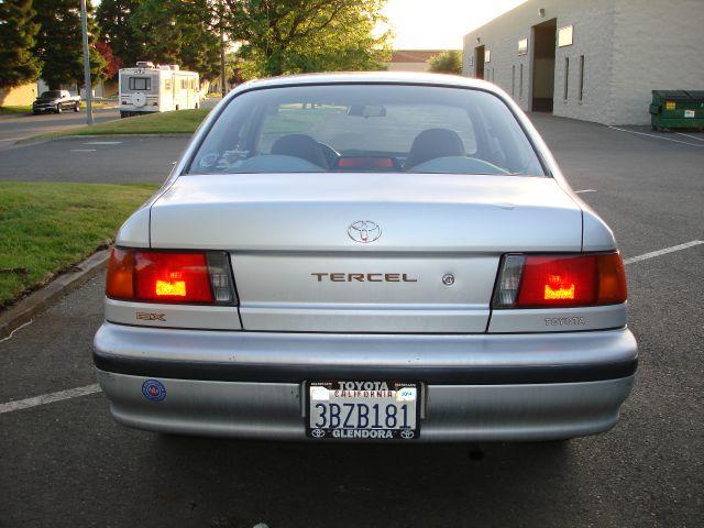 1993 Toyota Tercel Lariat CREW CAB 4X4 Diesel