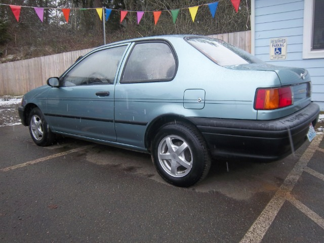 1994 Toyota Tercel Sel,one Owner