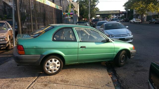 1997 Toyota Tercel Super Clean NICE Luxury