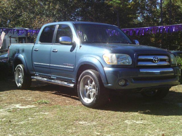 2006 Toyota Tundra 4dr Sdn Fleet Standard