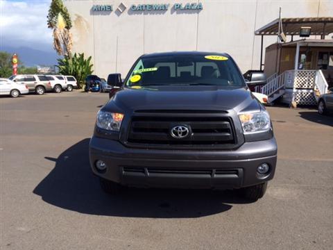 2013 Toyota Tundra Roadtrek