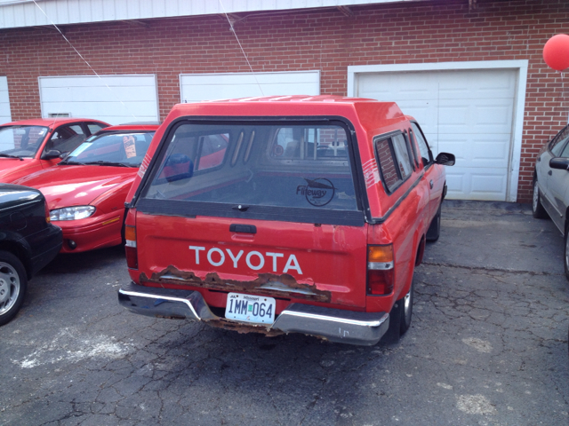 1991 Toyota Unspecified GS 2+2 Hatchback
