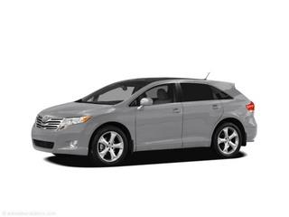 2010 Toyota Venza SCAB XLT 4WD LONG BOX