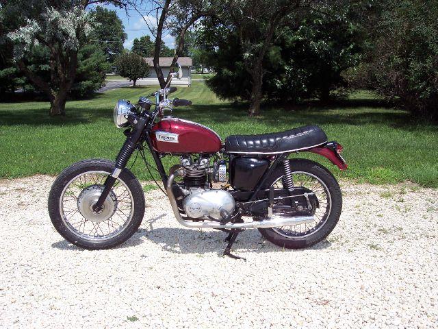 1972 Triumph DAYTONA T100R