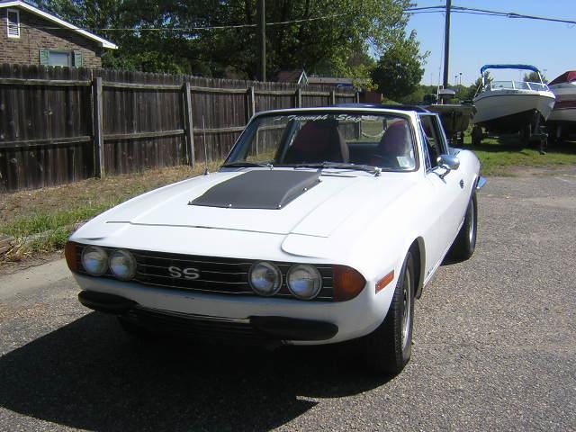 triumph stag 1971 le2057 photos