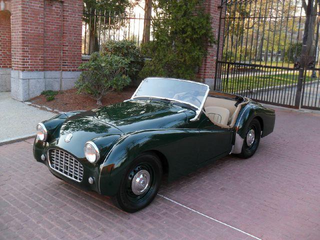 1957 Triumph TR3 XL Long Bed 4WD