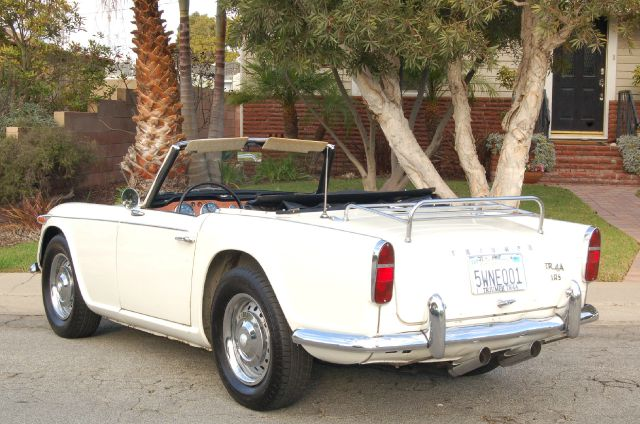 1967 Triumph TR4 Value Package SUV