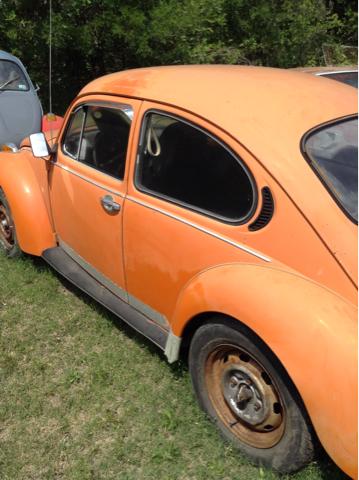 1973 Volkswagen Beetle Cobra SVT Convertible