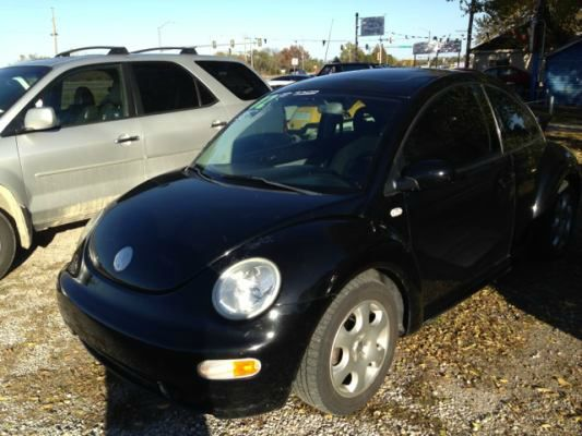 2014 Volkswagen Beetle 4dr 112 WB AWD