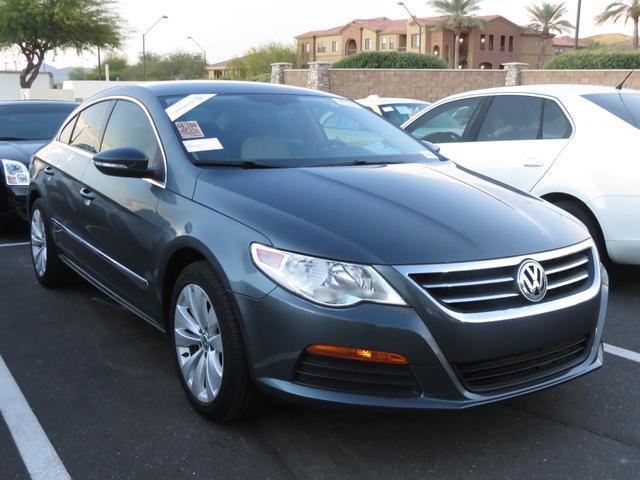 2011 Volkswagen CC GSX