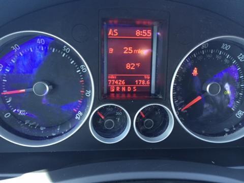 2008 Volkswagen GTI Roadtrek