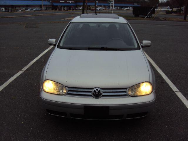 1999 Volkswagen Golf Quad Cab 4x2 Shortbox XLT