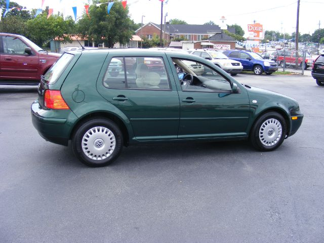 2001 Volkswagen Golf King Cab 4WD