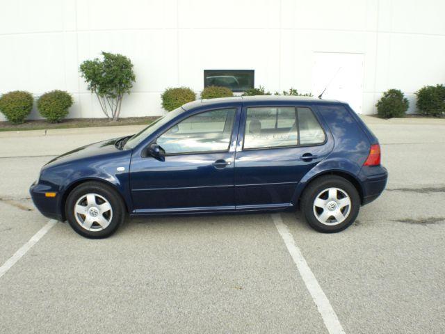 2001 Volkswagen Golf King Cab 4WD