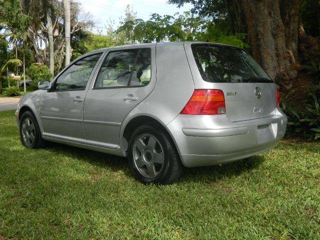 2002 Volkswagen Golf Quad Cab 4x2 Shortbox XLT