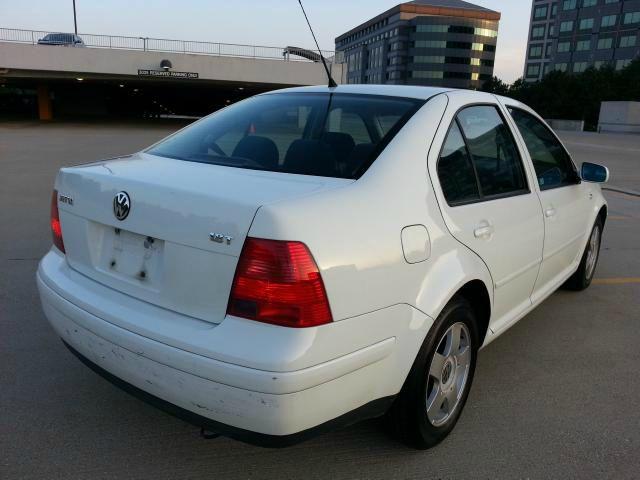 2002 Volkswagen Jetta King Cab 4WD