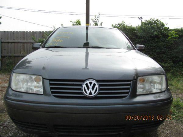 2003 Volkswagen Jetta King Cab 4WD