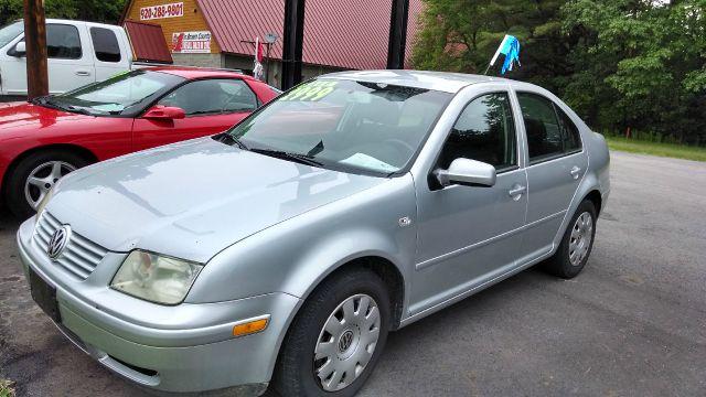 2003 Volkswagen Jetta LS Flex Fuel 4x4 This Is One Of Our Best Bargains