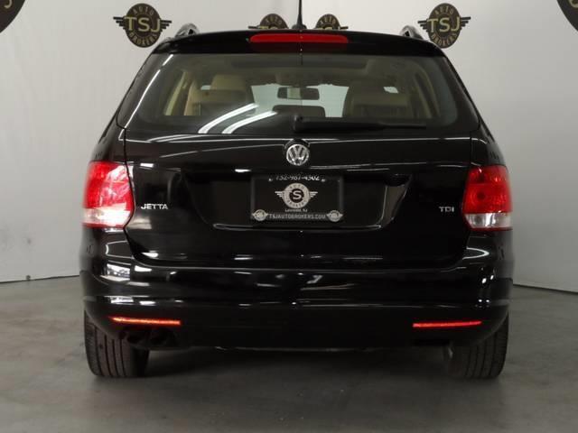 2009 Volkswagen Jetta SEL Front-wheel Drive