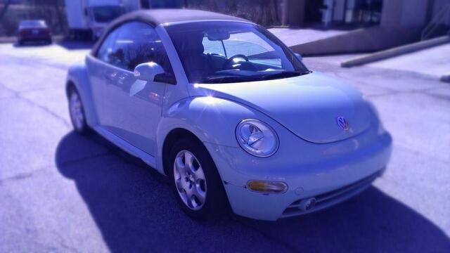 2003 Volkswagen New Beetle 2500 Extended Cab 4WD SLT