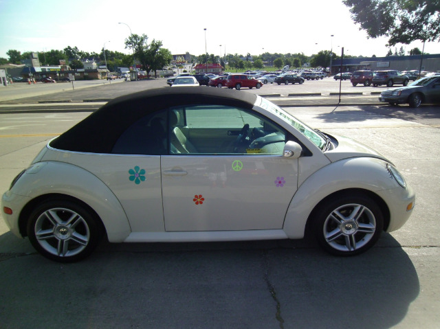 2004 Volkswagen New Beetle 3/4 Ton