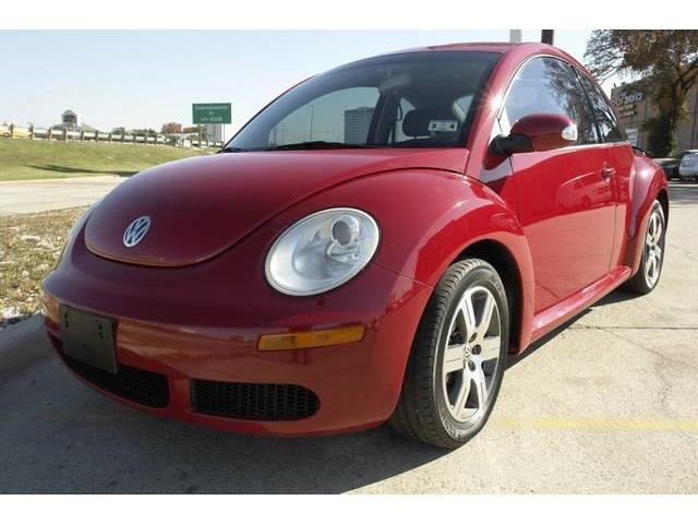2006 Volkswagen New Beetle GS-R