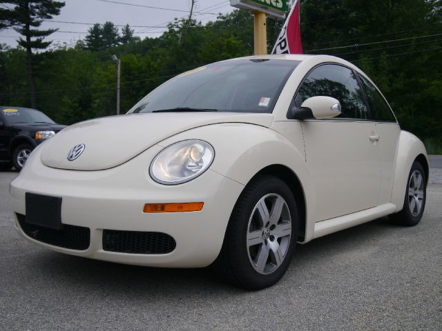2006 Volkswagen New Beetle Reg Cab 135 5 Wb 4wd Drw
