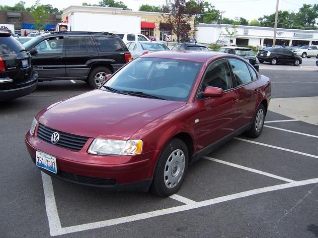 2001 Volkswagen Passat PK
