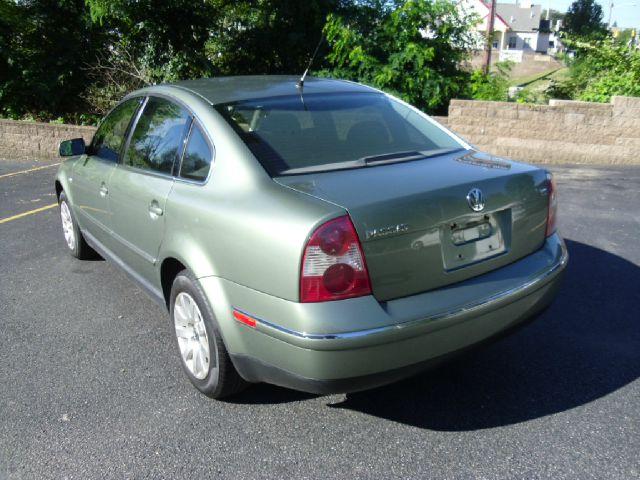 2002 Volkswagen Passat PK