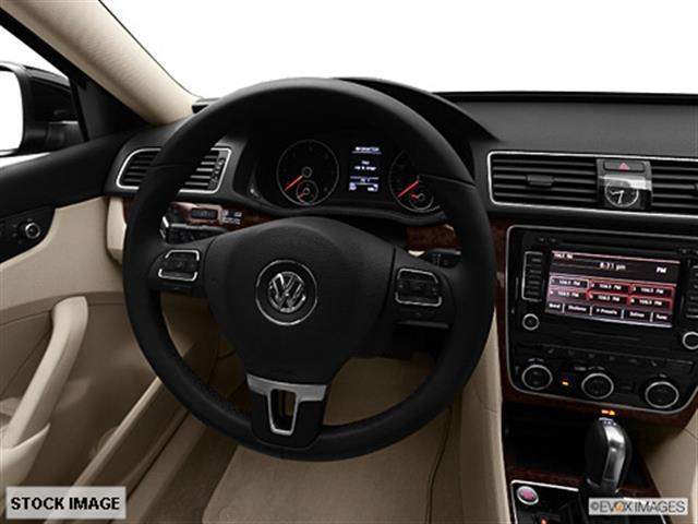 2012 Volkswagen Passat Trail Master