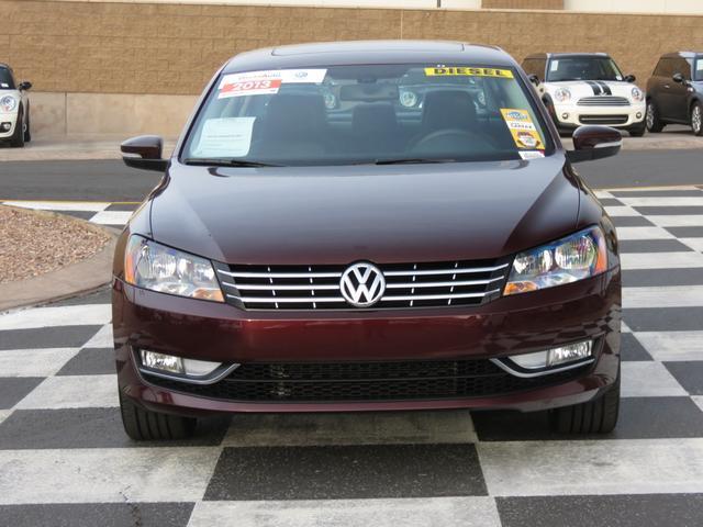 2013 Volkswagen Passat Trail Master