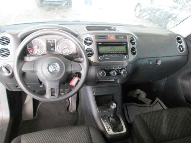 2011 Volkswagen Tiguan XR