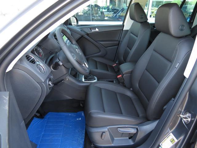 2014 Volkswagen Tiguan SE