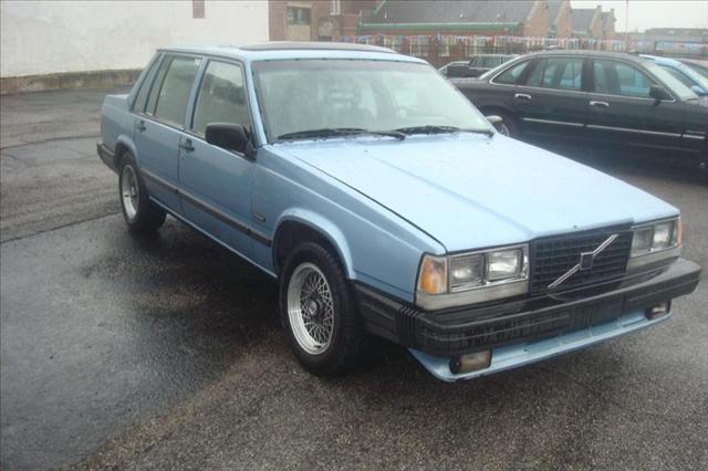1987 Volvo 740 Series Gle Turbo 4 Spd Details Saint Louis