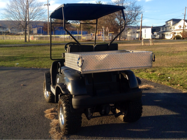 2001 YAMAHA Lifted Electric Golf Cart