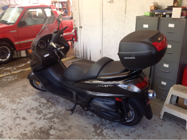 2009 YAMAHA Matrix