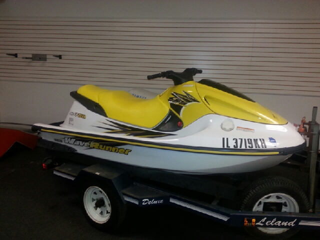 1997 YAMAHA Wave Runner GP760 WGN Limited FWD