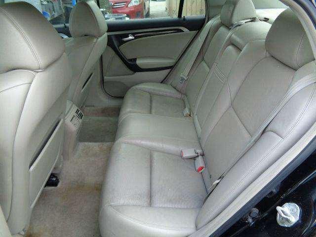 2007 Acura TL 4dr Sedan w/Navigation