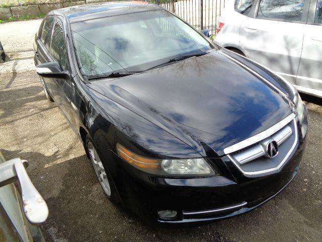 2007 Acura TL 4dr Sedan w/Navigation